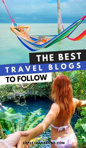 My favorite travel blogs that you need to follow! Click here to find out more #Travel #TravelBlog #TravelBlogger