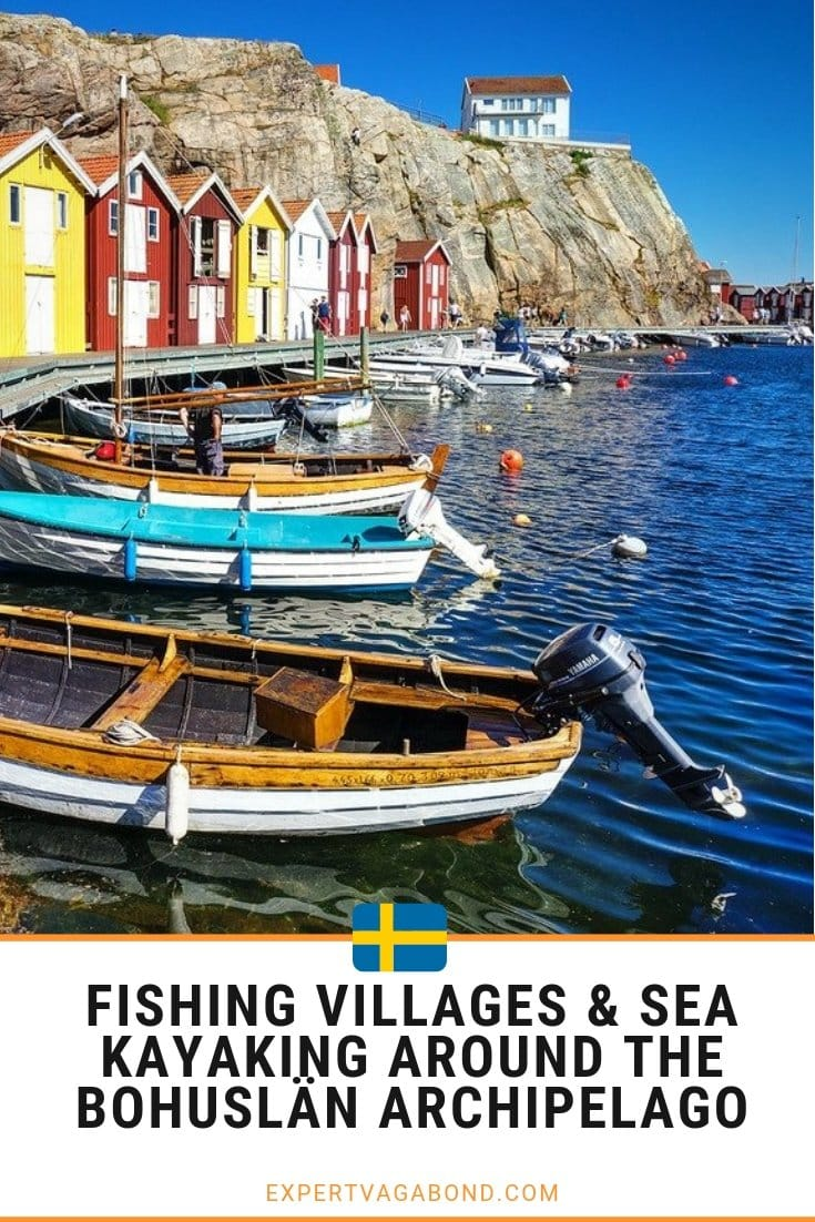 Made up of 8,000 islands, the rugged Bohuslän Archipelago is regarded as one of the worlds great wilderness areas. Join us for a little tour at ExpertVagabond.com