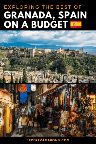 Granada is a beautiful little city in the South of Spain where I lived for a month as a digital nomad. Here are some of the best things to do in Granada if you're passing through!