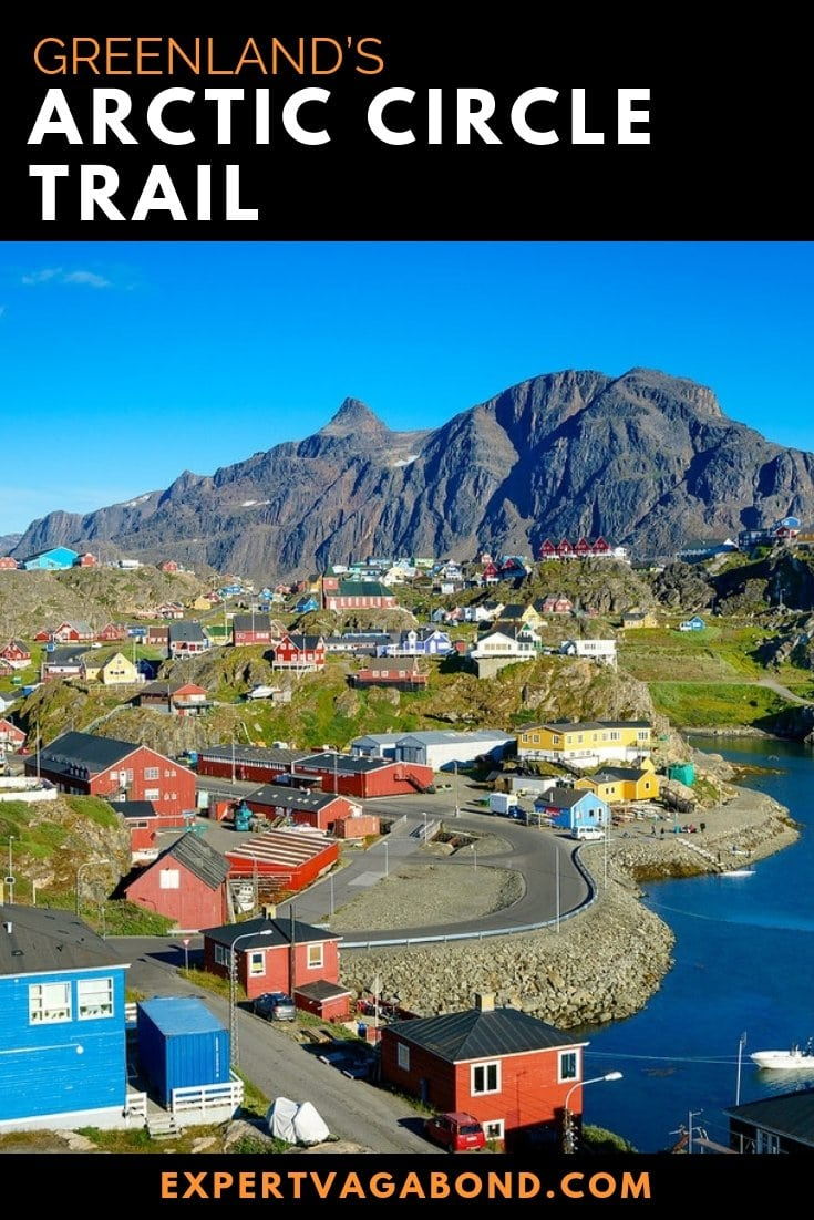 Here is part 4 of my Greenland's Arctic Circle Trail series! More at ExpertVagabond.com