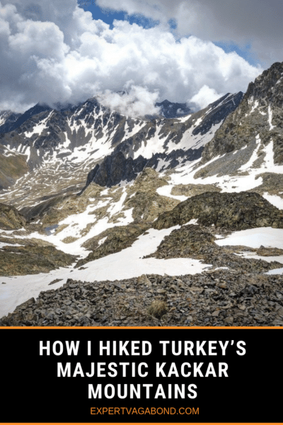 Wildflowers & Ice: Hiking Turkey's Majestic Kackar Mountains #Trek #Hiking