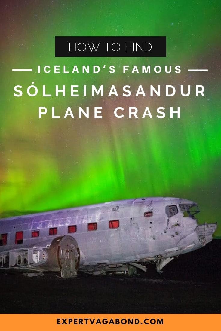 How To Find Iceland's Famous Sólheimasandur Plane Crash! More at ExpertVagabond.com