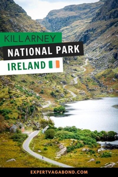 Killarney National Park: Exploring mountains, lakes, and castles. #Nationalpark #Dublin #Killarney