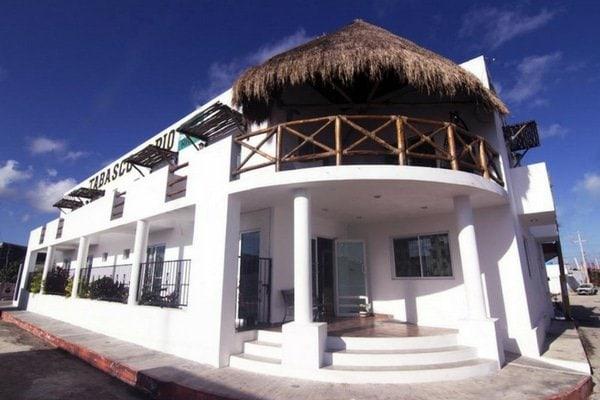 Rio Lagartos Budget Hotel