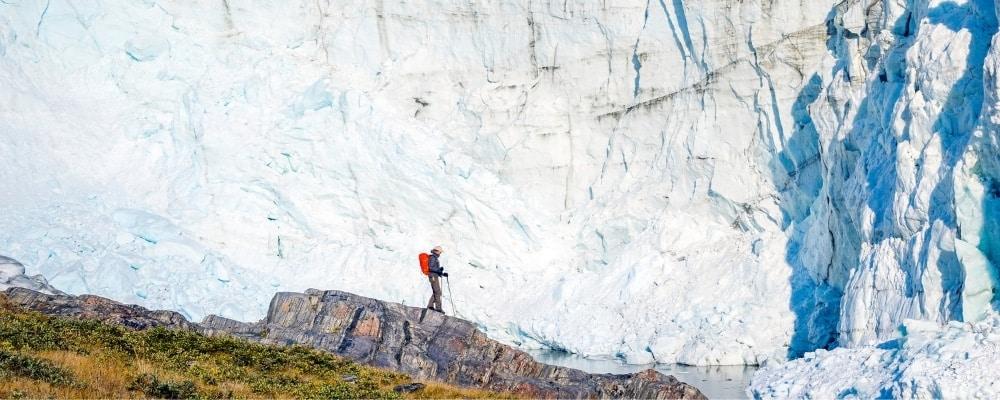 Glacier Polar Regions