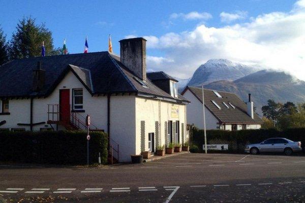 Scottish highlands hostel