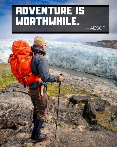 Travel-Quote-By-Aesop-480x600 ▷ 75 mejores citas de viaje para inspirar a tu pasión por los viajes (Lista definitiva)