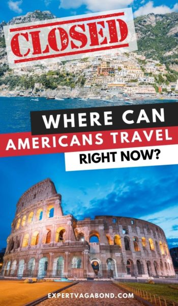 Where can Americans travel right now? #Covid-19 #Travel #Opencountries
