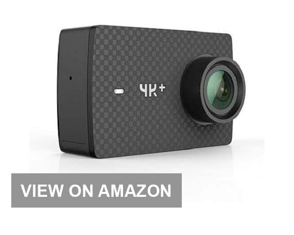 YI 4K+ Action Camera for Travel