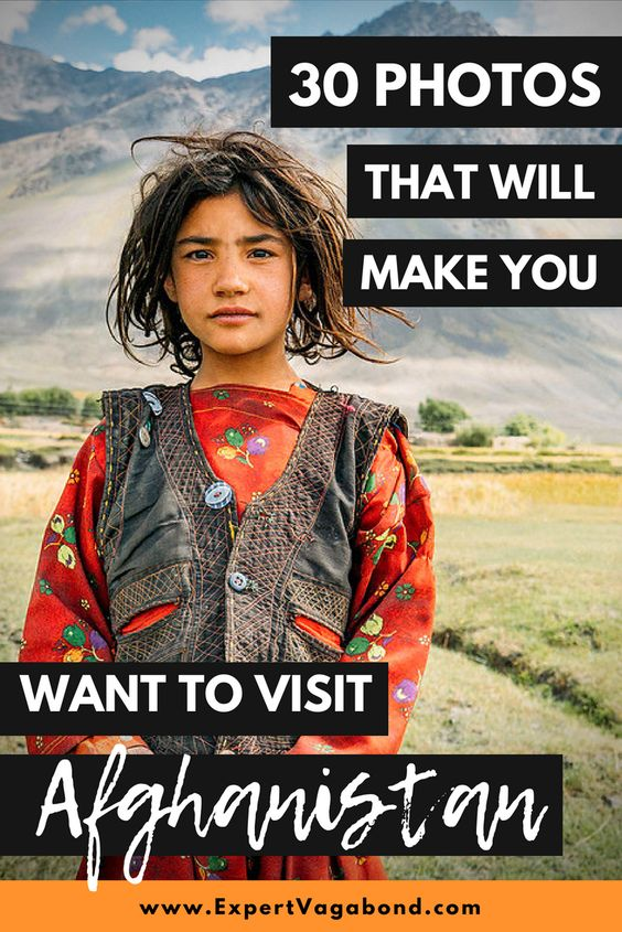 Last summer I traveled into the mountains of Afghanistan for a two week backpacking adventure. More at ExpertVagabond.com