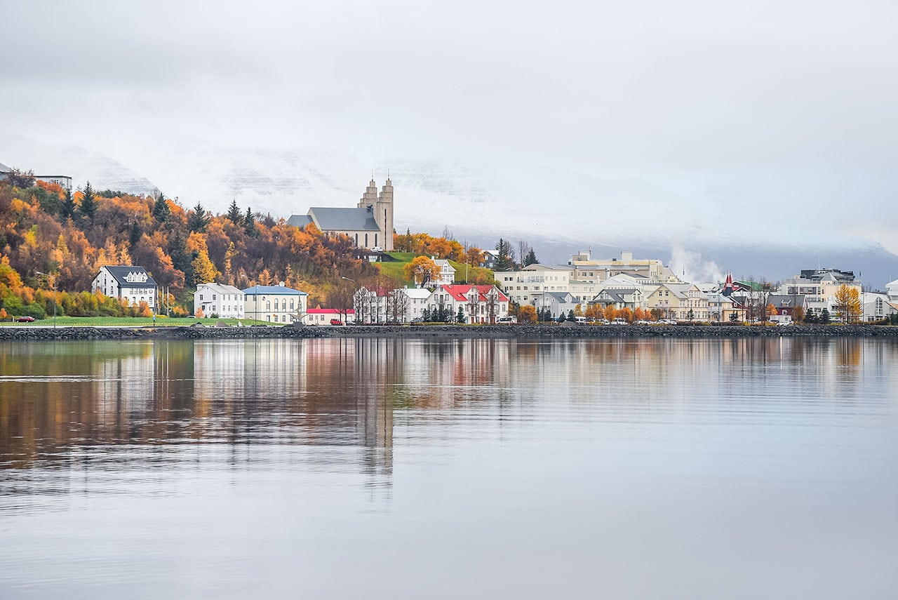 Where to Stay in Akureyri