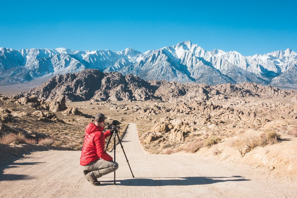 Travel Tripods for Photography