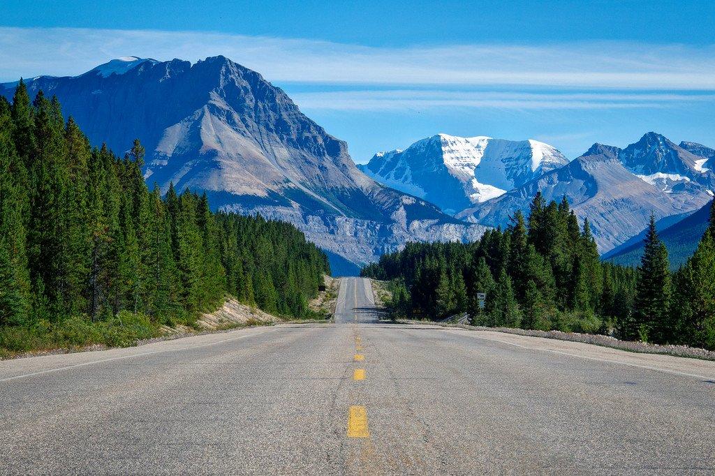 Motorcycle Road Trip Canada