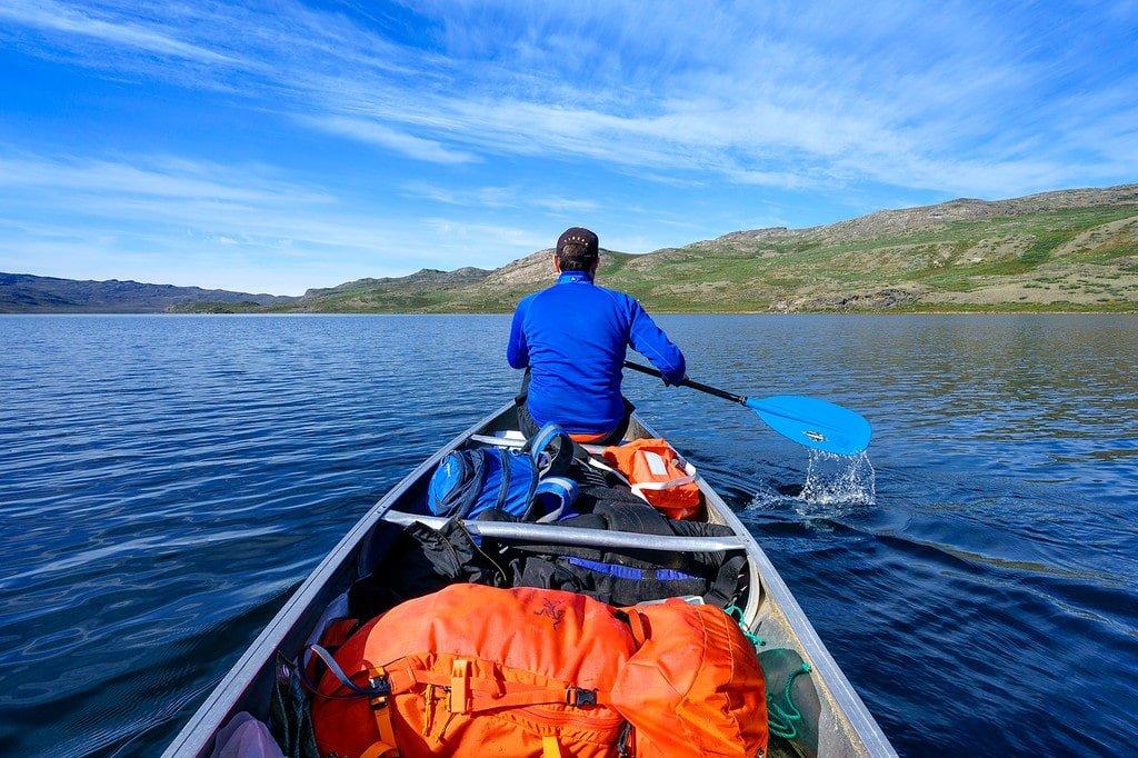 Arctic Circle Trail Canoe