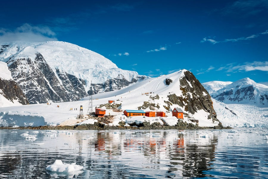 Brown Research Station Antarctica