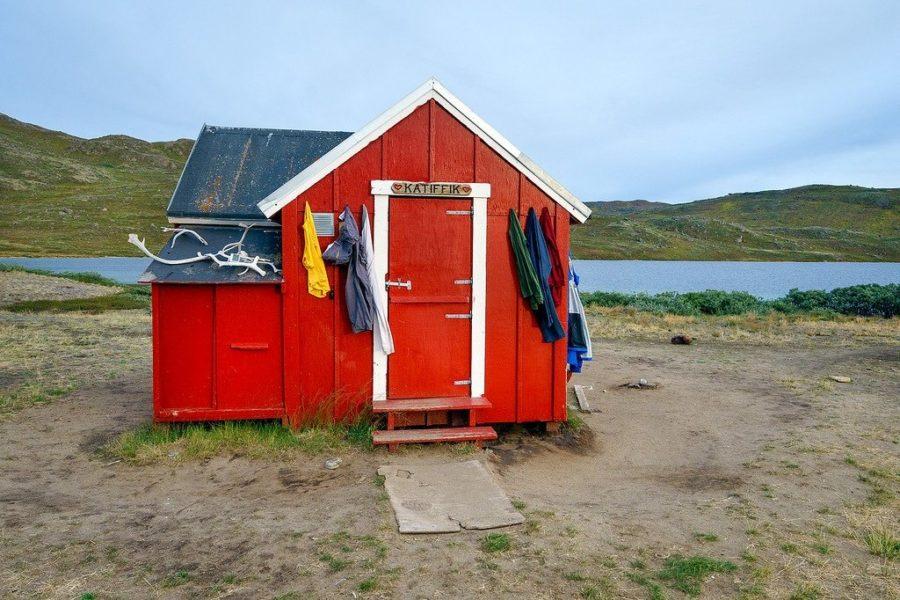 Shelter Arctic Circle Trail
