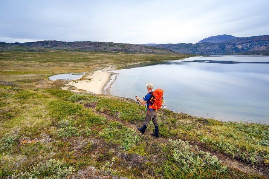 Arctic Circle Trail Beach