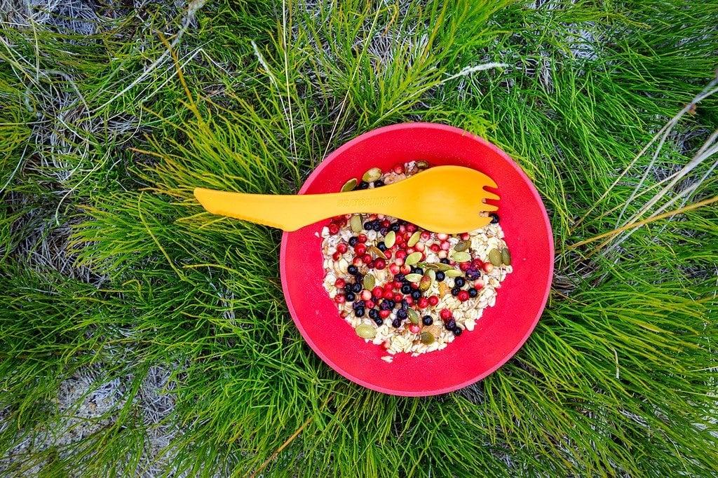 Breakfast in Greenland