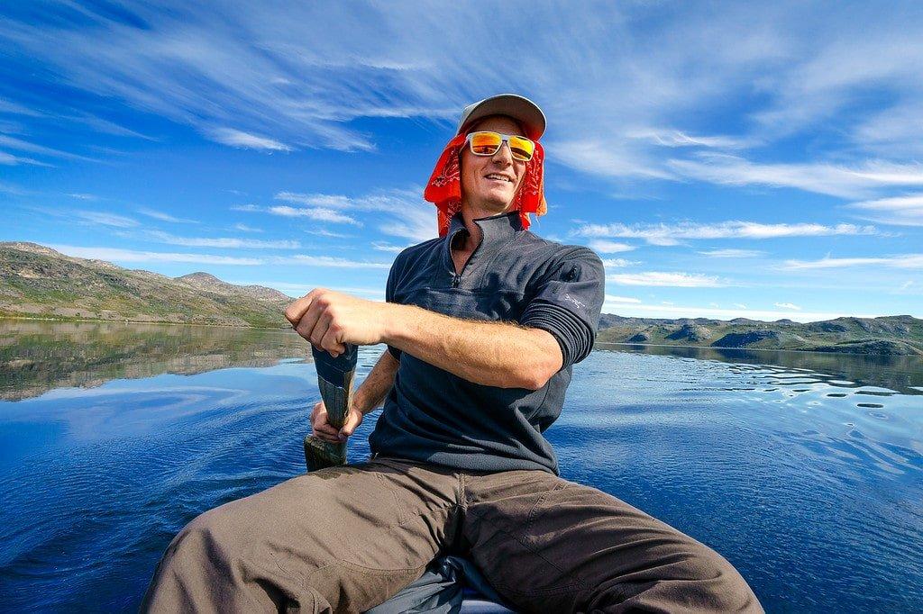 Canoe Adventure Greenland
