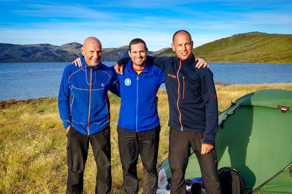 Arctic Circle Trail Hikers