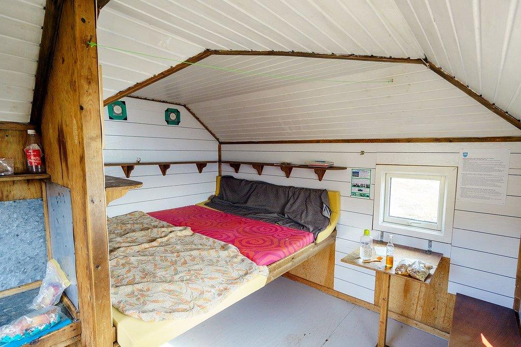 Trail Hut