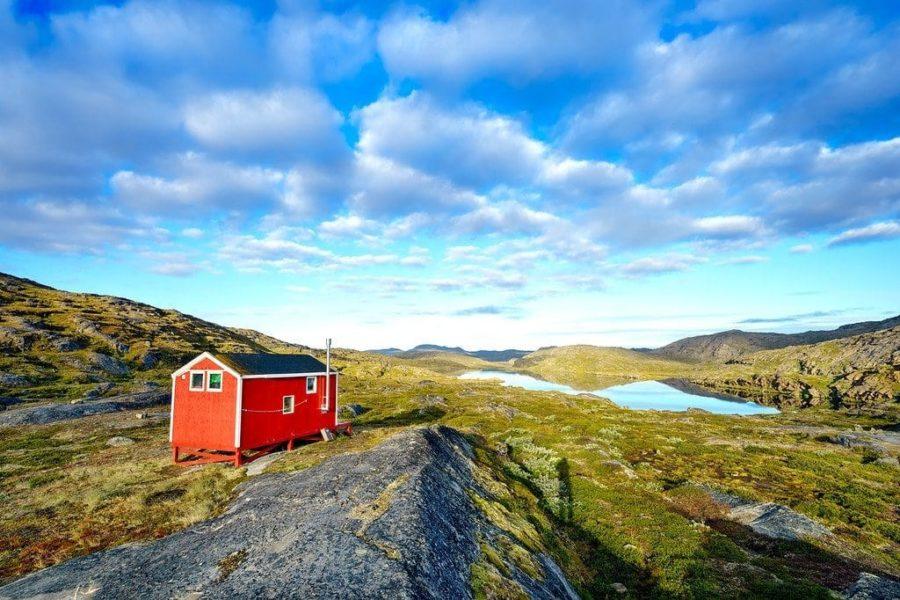 Arctic Circle Trail Hut
