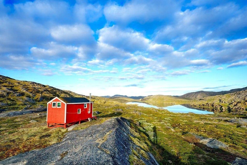 Arctic Circle Trail Ikkattoq XL