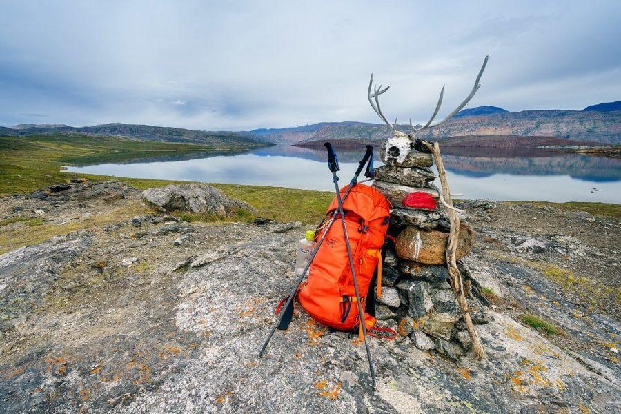Arctic Circle Trail Cairns