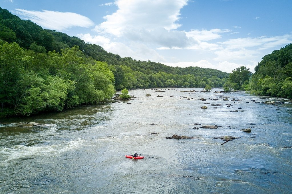 French Broad River Asheville