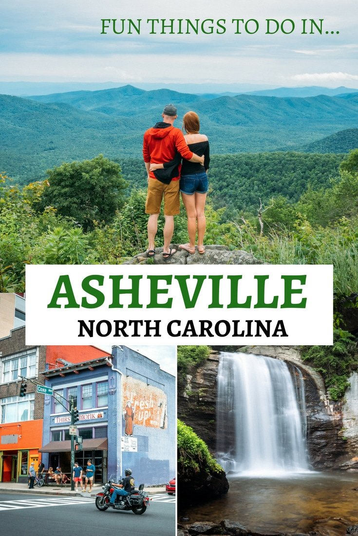 Things To Do In Asheville. More at ExpertVagabond.com