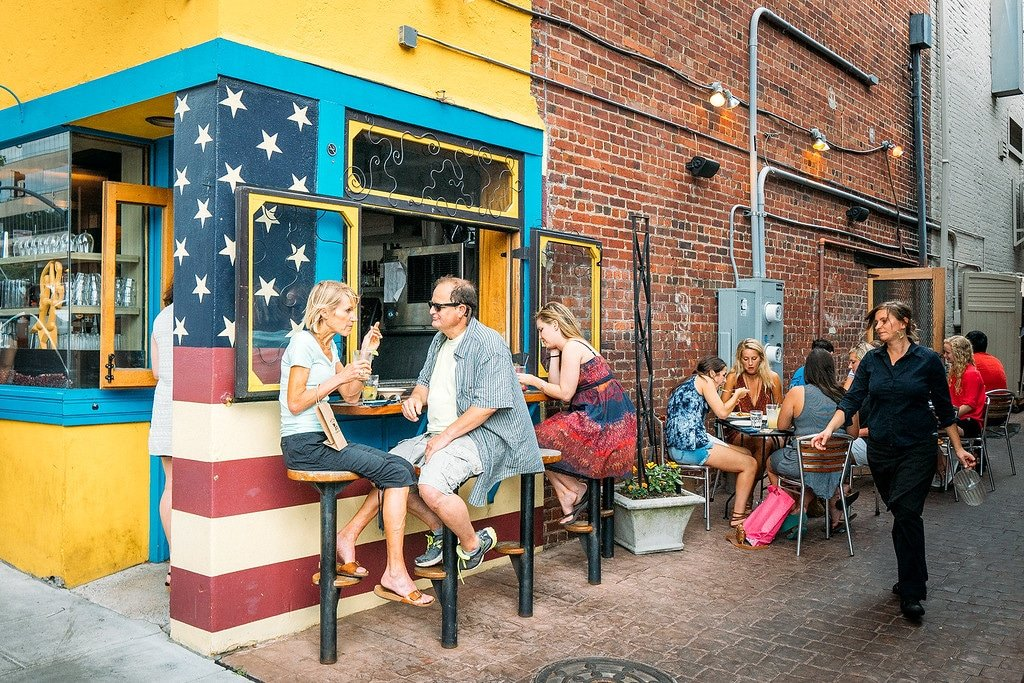 Restaurants in Asheville North Carolina