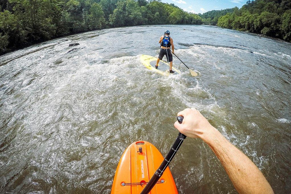 Asheville River SUP