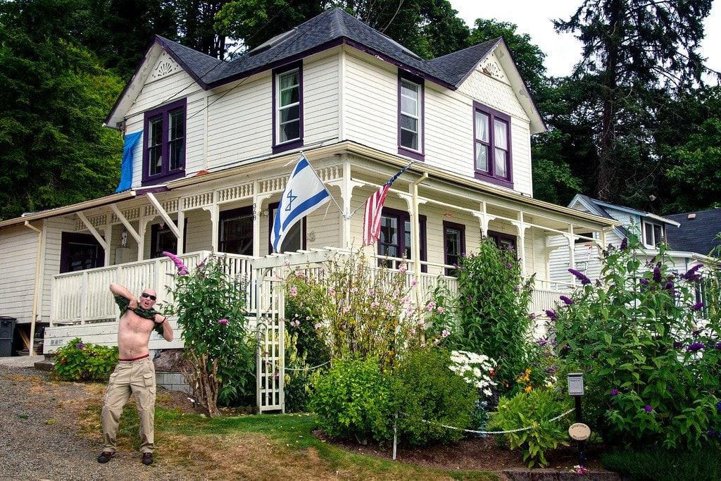 Goonies House Astoria Oregon