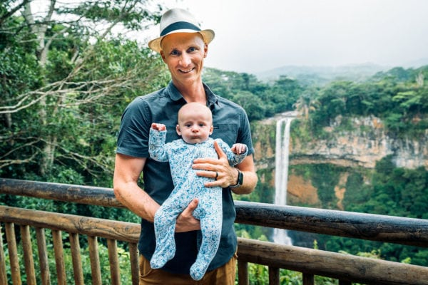 Traveling With A Baby: Meet Dylan Fitzgerald Karsten!