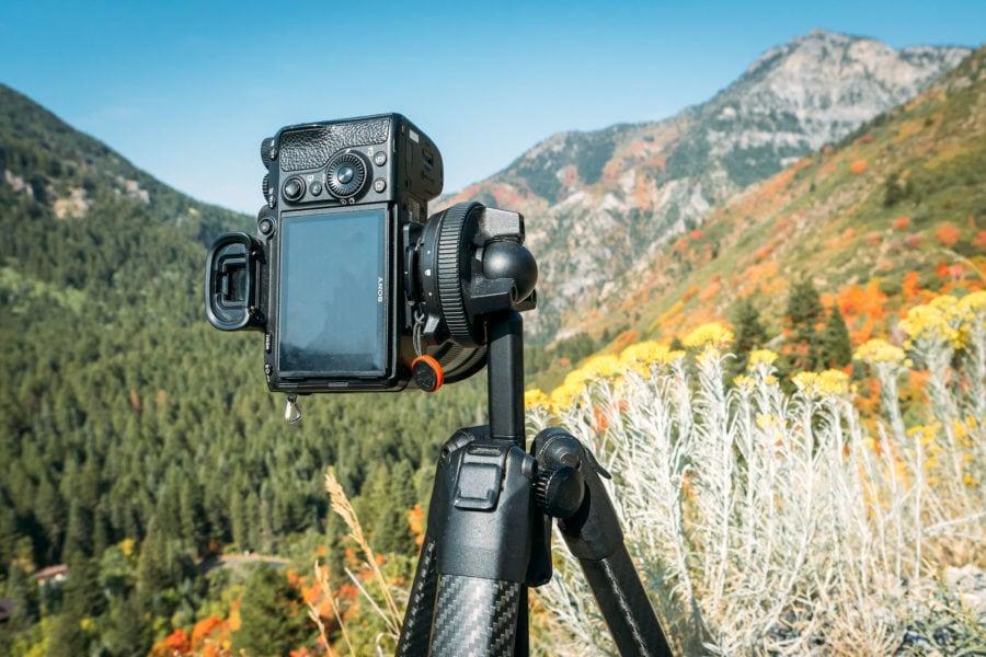 Shooting Photos in Autumn