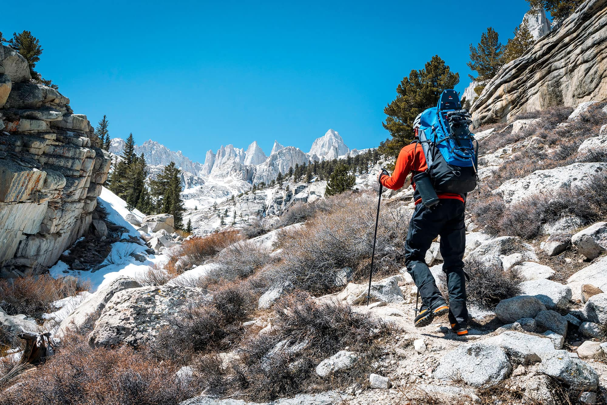 Backpacking and Hiking Tips