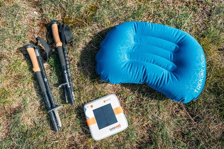 Backpacker Gear Extras
