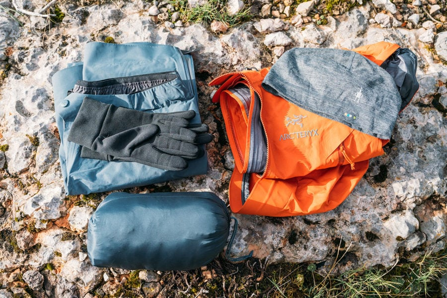 Rain Gear for Hiking