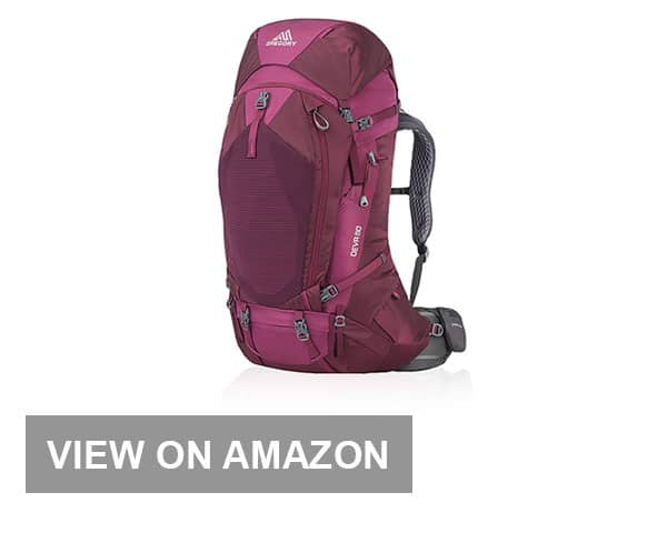 Gregory Mountain Deva Travel Backpack