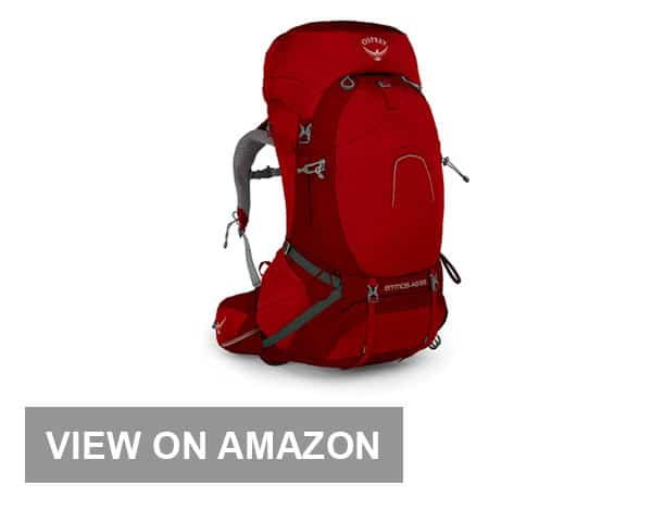 Osprey Atmos 50 Backpack for Traveling
