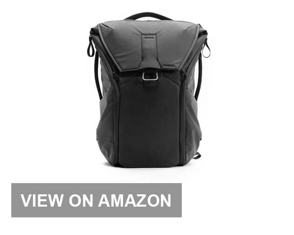 Everyday Camera Backpack for Travel