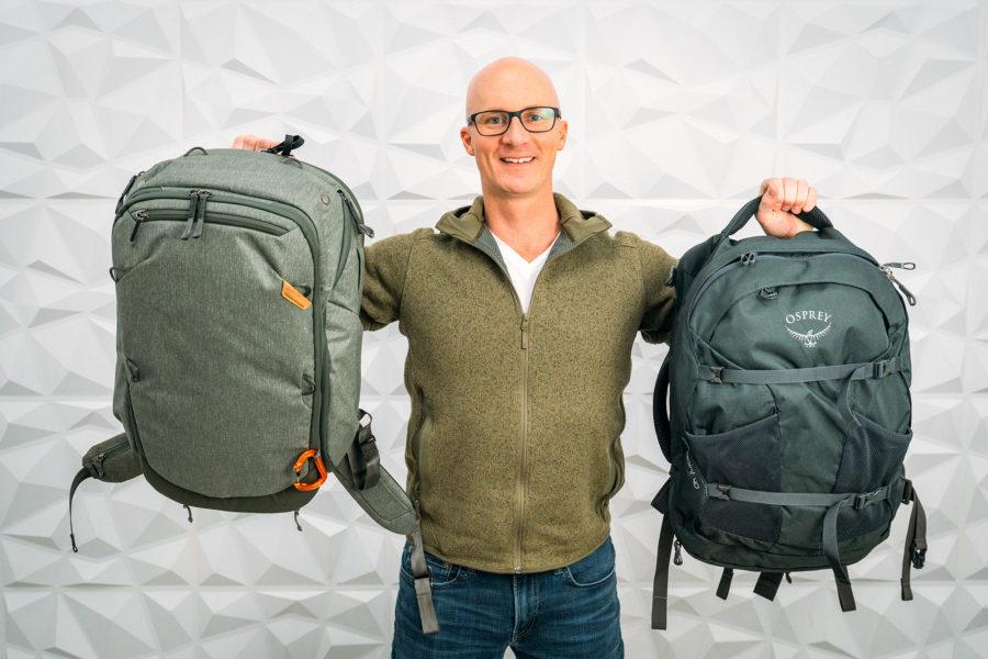 Good Backpacks for Traveling