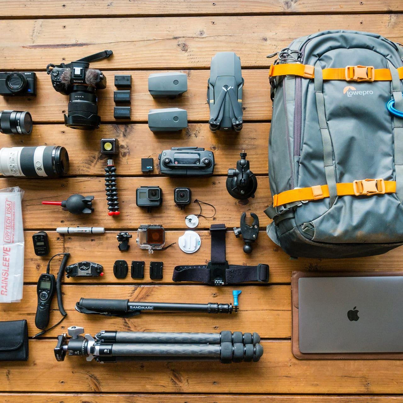 Camera Travel Tips