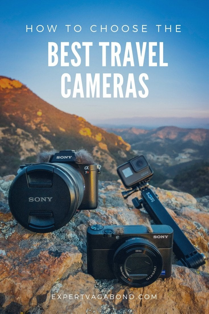 Compact Camera Reviews Pinterest Image