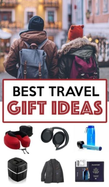 Best Travel Gift Ideas for that traveler in your life. Find a great present this holiday season! More at expertvagabond.com
