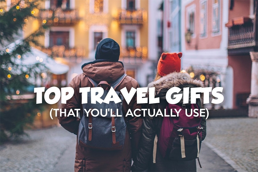 3b9bda3596a 30 Best Gifts For Travelers (That They ll Actually Use)