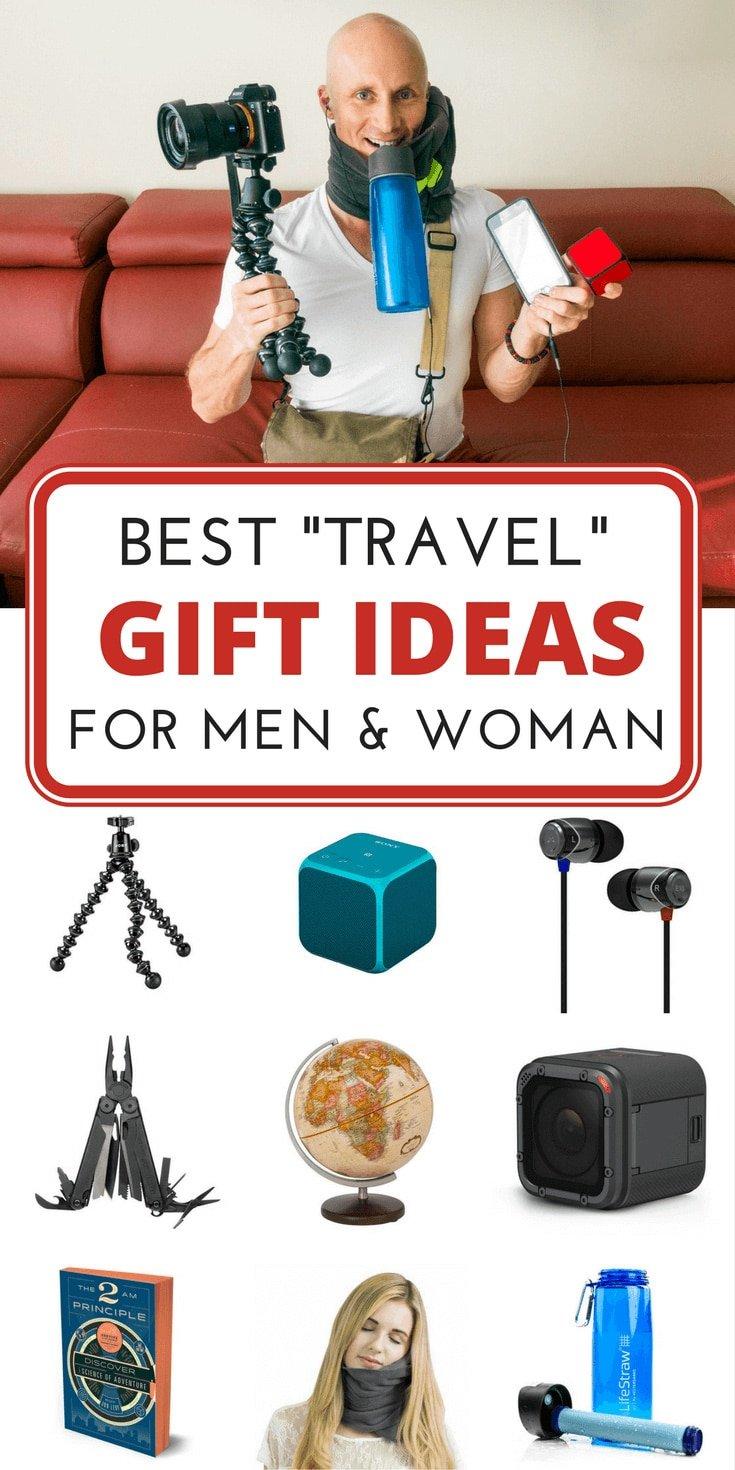 Best Travel Gift Ideas. More at ExpertVagabond.com