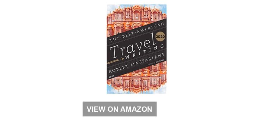 Travel Writing Book