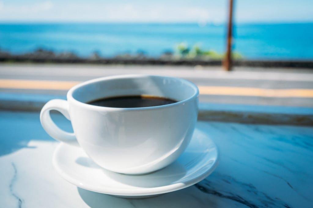 Kona Coffee Shops