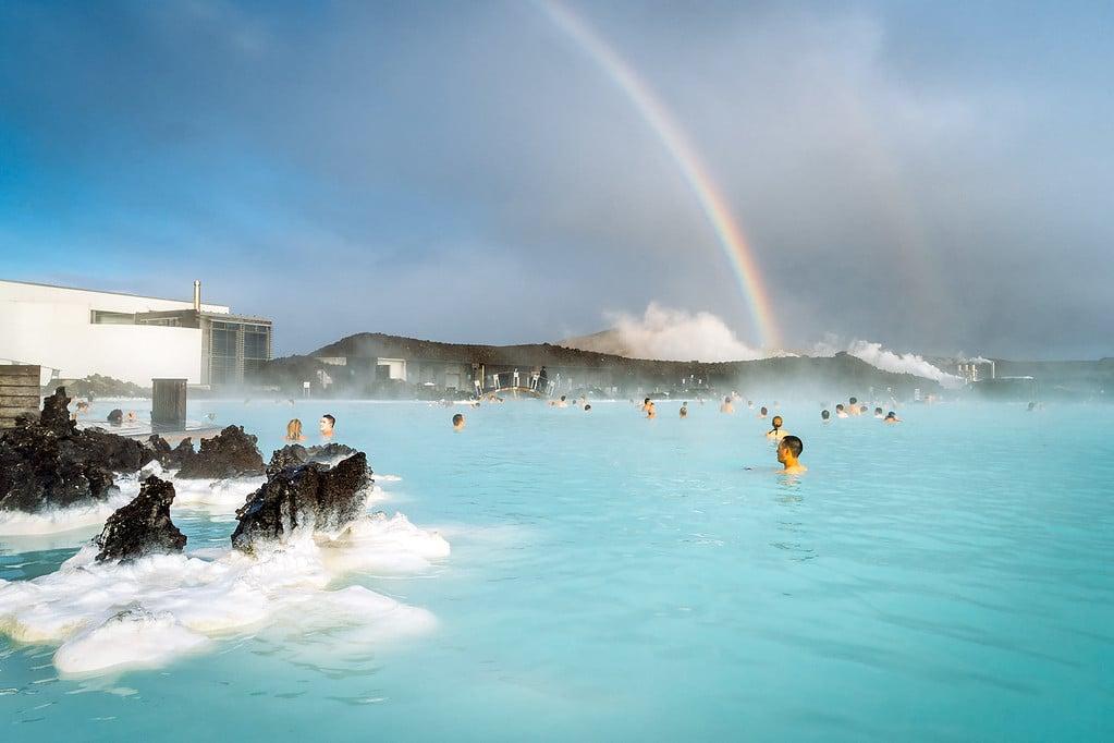 Blue Lagoon Iceland Photos